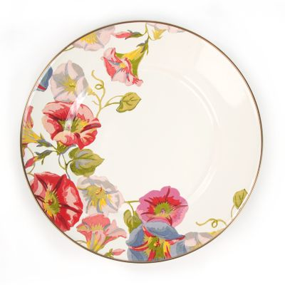 Morning Glory Dinner Plate