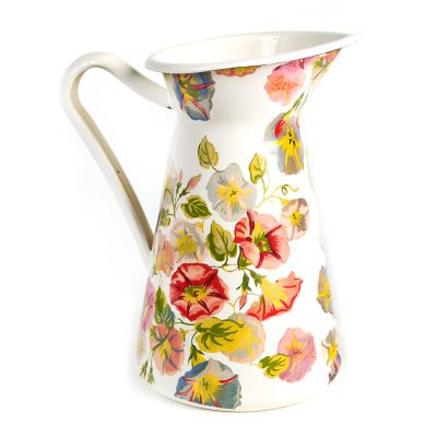 Morning Glory Practical Pitcher - Large