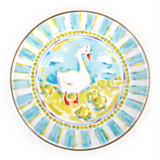 Enamel Child's Plate - Simon