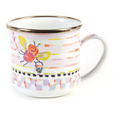 Enamel Child's Mug - Bee