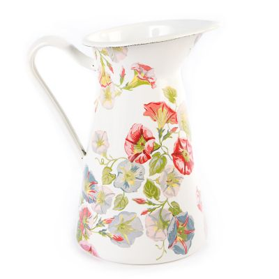 Morning Glory Practical Pitcher - Medium