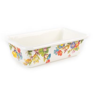 Flower Market Loaf Pan