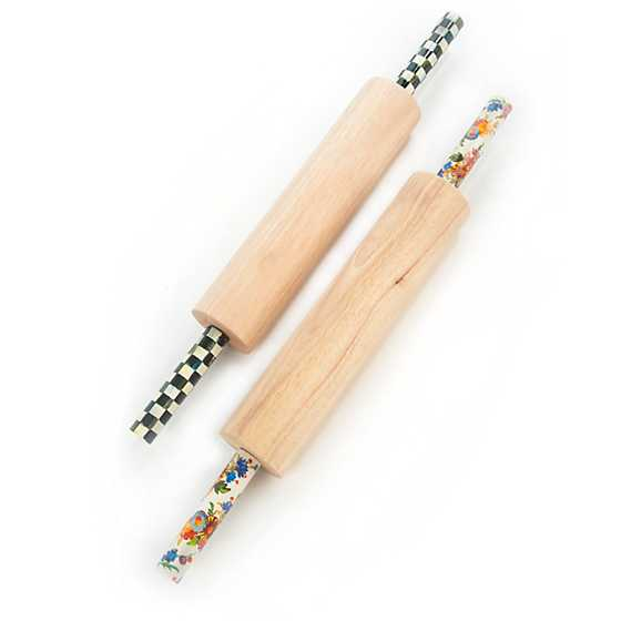 Courtly Check Rolling Pin