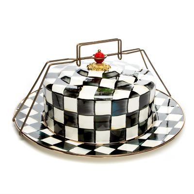 Cake Plate With Cover - mackenzie-childs