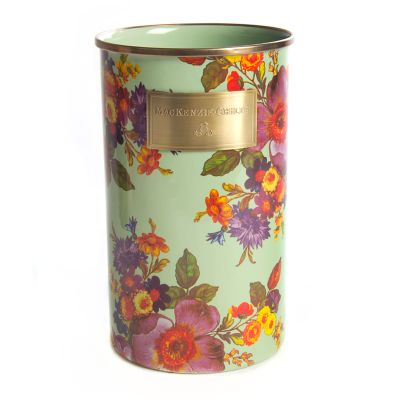 Flower Market Utensil Holder - Green