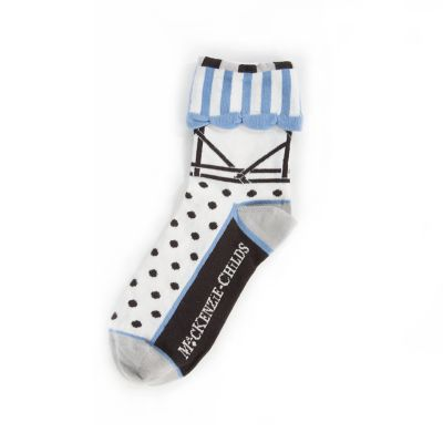 Trellis Ankle Socks