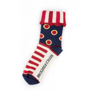 Uncle Sam's Ankle Socks