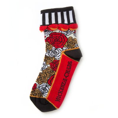 Everything Roses Ankle Socks