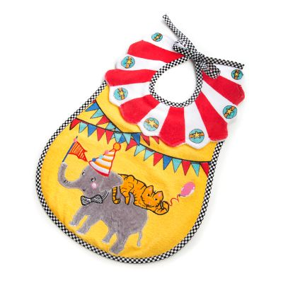 Toddler's Bib - Animal Parade