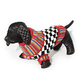 Courtly Check Pet Sweater - Small