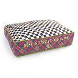 Tartan Check Pet Bed - Small