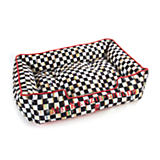 Courtly Check Comfy Pet Bed - Small