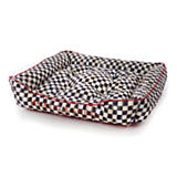 Courtly Check Comfy Pet Bed - Medium