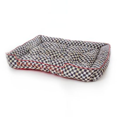 Courtly Check Comfy Pet Bed - Large