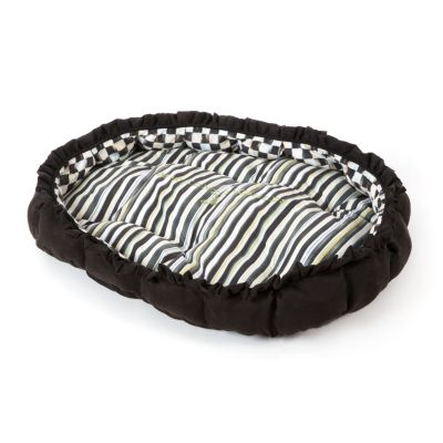 Courtly Check Pet Pouf - Medium