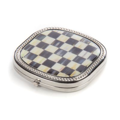 Courtly Check Compact Mirror
