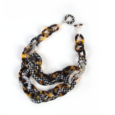Liaison Bib Necklace