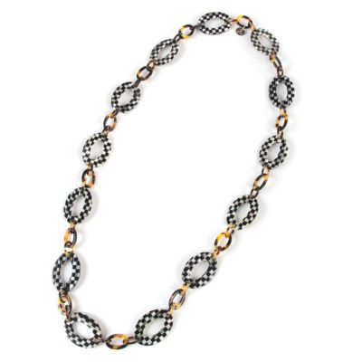 Liaison Long Necklace - Courtly