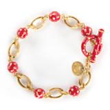 Charming Bracelet - Red - 8.5