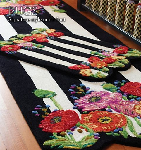 MacKenzie-Childs - MacKenzie-Childs - Signature MacKenzie-Childs Rugs