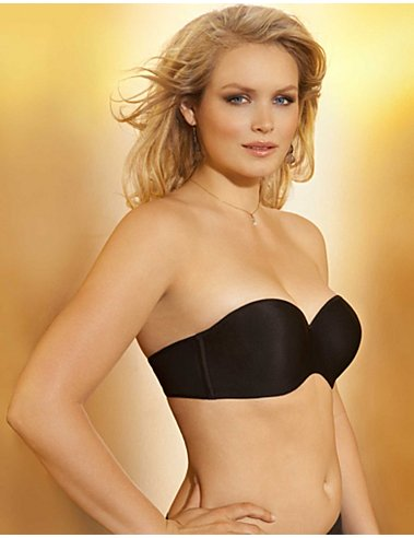 Lilyette Strapless Bra With Convertible Straps