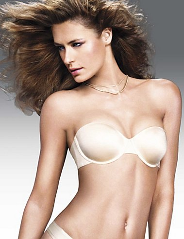 Maidenform Custom Lift Strapless Bra With Convertible Straps