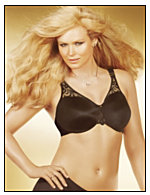 Lilyette®  Magnificent Beauty Embellished Unlined Underwire Bra