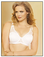 Lilyette® Enchantment Embellished Balconette Bra