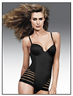 Maidenform® Sleek Stripes Bodybriefer