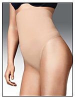 Control It® Slim Waisters Hi-Waist Thong