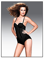 Flexees® Easy-Up® Strapless Body Briefer
