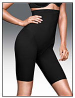 Flexees® Instant Slimmer® Collection Hi-Waist Thigh Slimmer