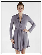 Maidenform® Drew Shawl Collar Wrap Robe