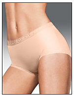 "Maidenform® ""Wise Buys"" Tricot Full Brief"