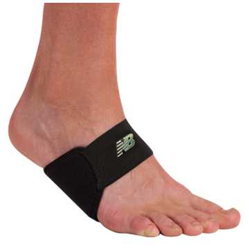 New Balance Adjustable Arch Support, Black