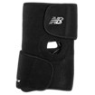 Adjustable Open Knee Support, Black
