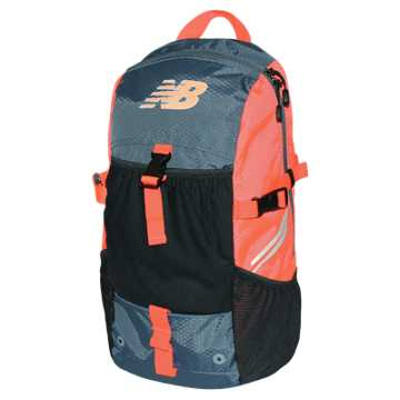 New Balance Endurance Backpack, Thunder with Dragonfly & Freshwater