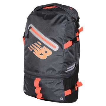 New Balance Commuter Backpack, Thunder with Dragonfly & Freshwater