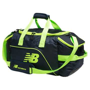 New Balance Performance Duffel, Equinox with Toxic