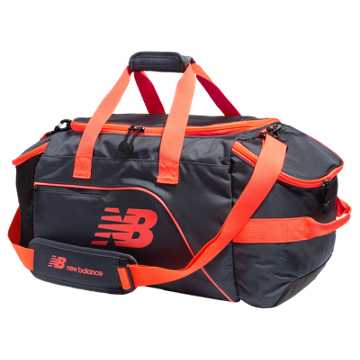 New Balance Performance Duffel, Thunder with Dragonfly