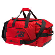 Performance Duffel, Chrome Red with Black