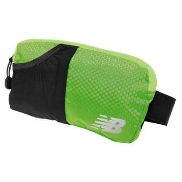 New Balance Performance Waist Pack, Toxic