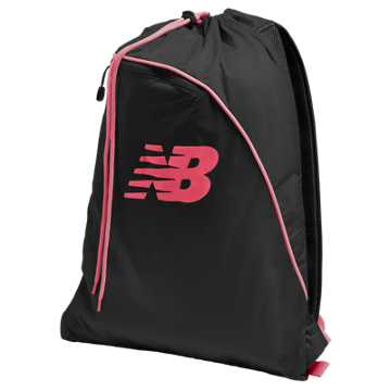New Balance Race Day Gym Sack, Galaxy with Guava