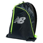 Race Day Gym Sack, Equinox with Toxic & Silver Mink