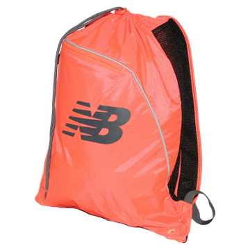 New Balance Race Day Gym Sack, Dragonfly with Thunder & Freshwater