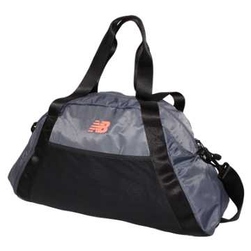 New Balance Gym Bag, Thunder with Dragonfly