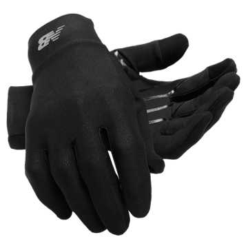 New Balance Lightweight Gloves, Black
