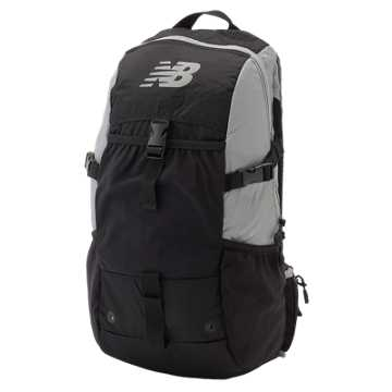 New Balance Endurance Backpack, Black