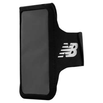 New Balance Media Arm Band, Black