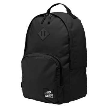 New Balance Daily Driver Backpack, Black